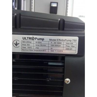 Насосная станция с частотным преобразователем  ULTRO PUMP  EffettoPump 750
